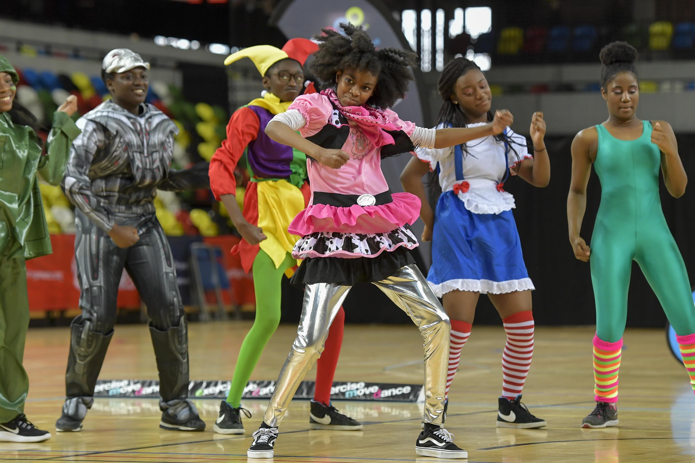 INTRODUCING THE FIRST PAN-DISABILITY DANCE EVENT AT ALEXANDRA PALACE