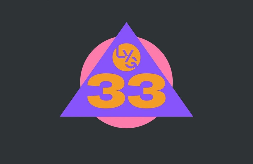 LYG33 logo